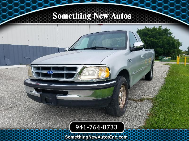 Ford F-150 SuperCab Short Bed 2WD 1997