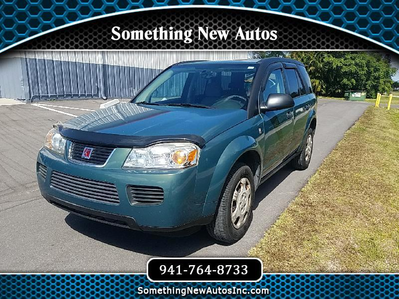 Saturn VUE XE FWD Automatic 2006