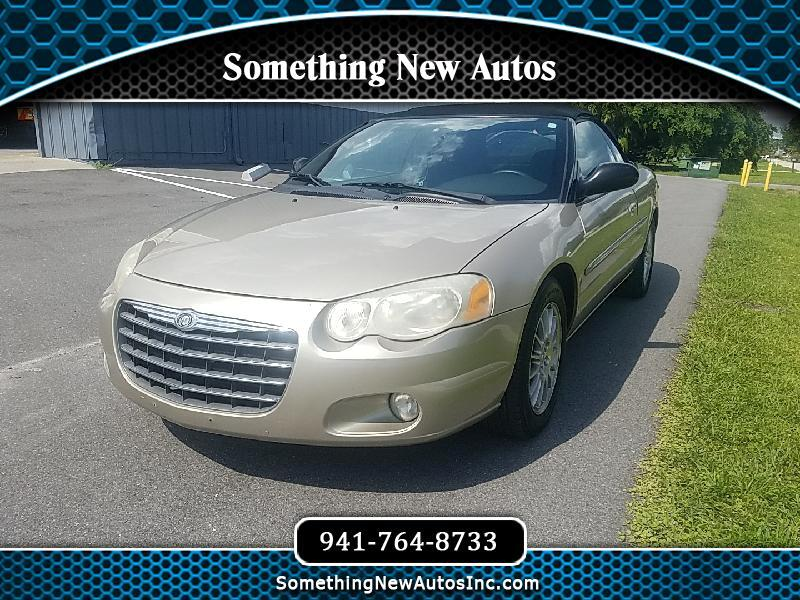Chrysler Sebring Touring Convertible 2006