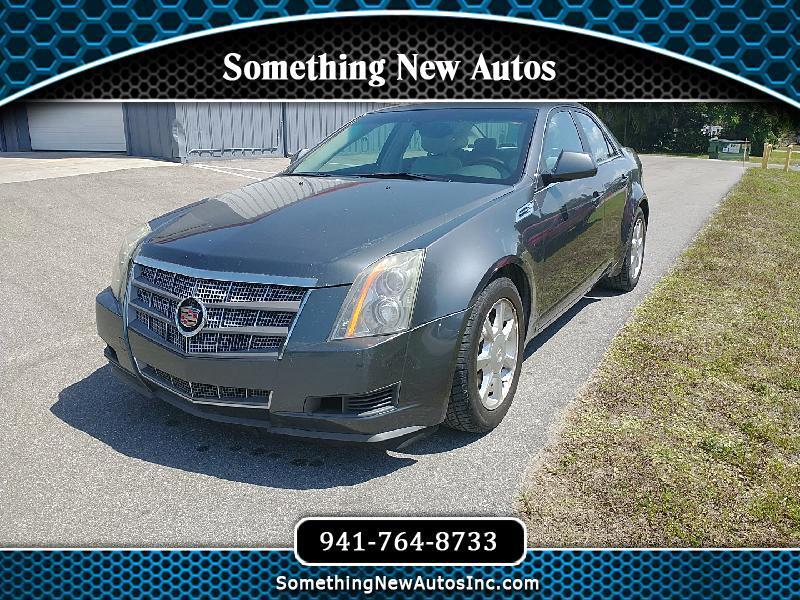 Cadillac CTS 3.6 2008