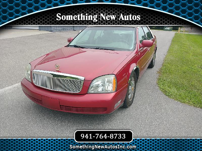 Cadillac DeVille Sedan 2005