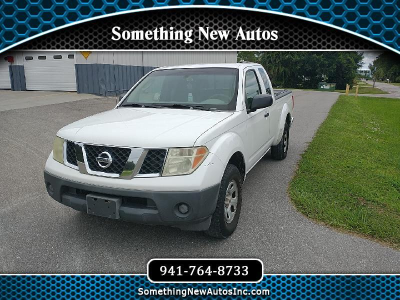 Nissan Frontier XE King Cab 2WD 2007