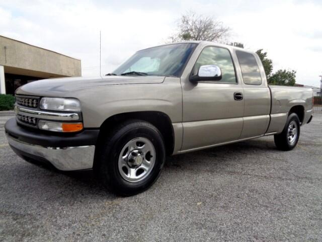 2001 Chevrolet Silverado 1500 Ext. Cab Short Bed 2WD