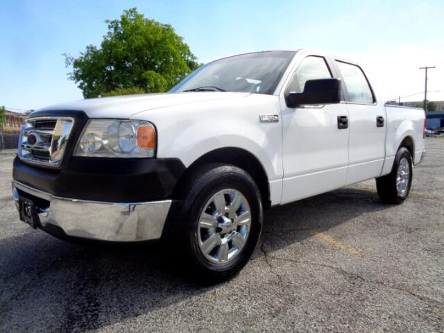 2008 Ford F-150 SuperCrew 2WD