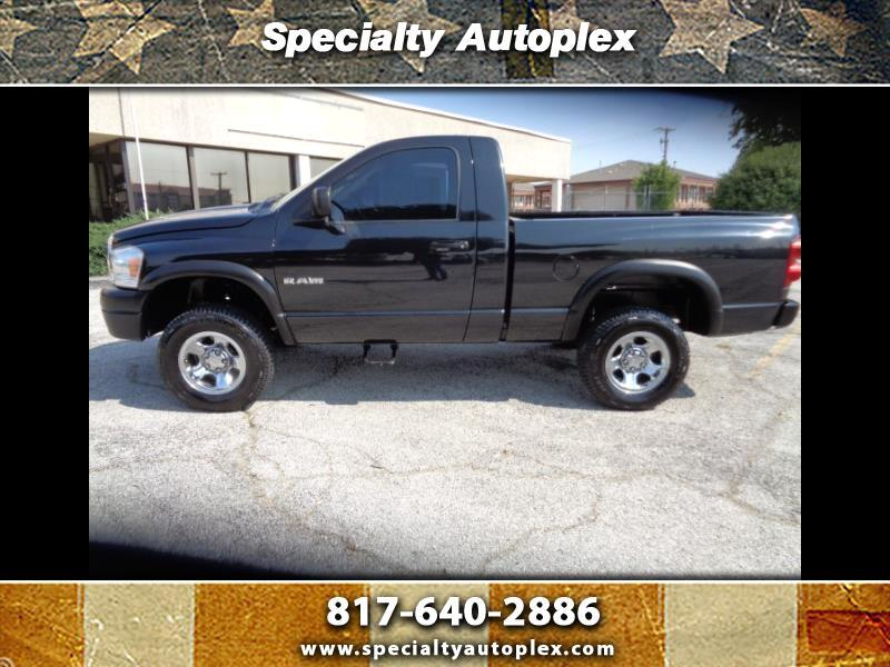 2008 Dodge Ram 1500 Short Bed