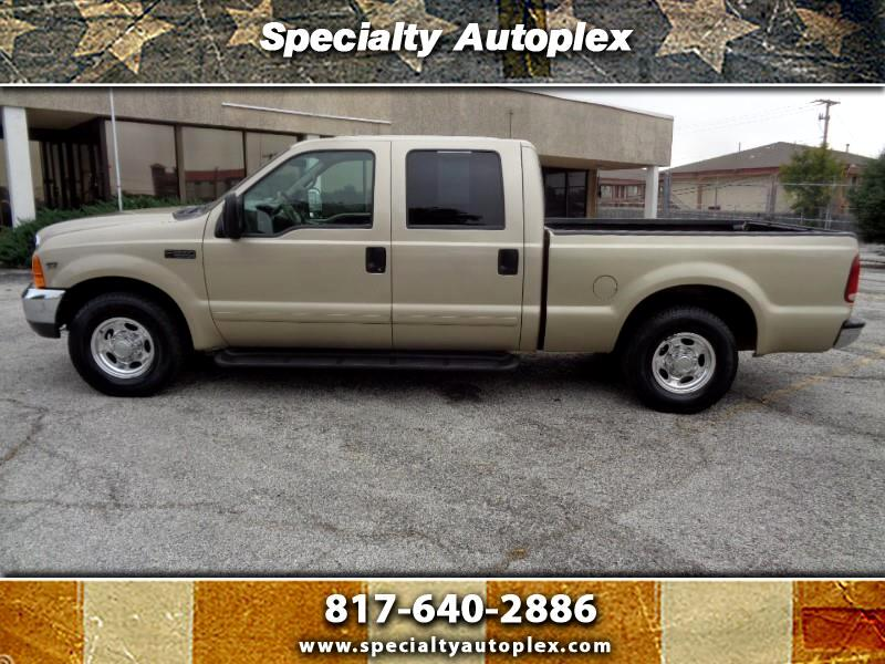 2001 Ford F-250 SD Lariat Crew Cab Short Bed 2WD