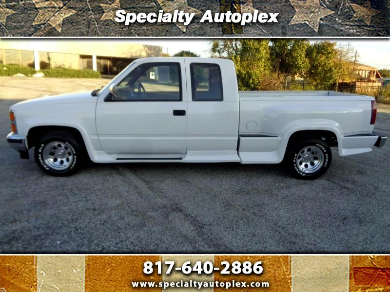 1991 Chevrolet C/K 1500 Ext. Cab 6.5-ft. Bed 2WD