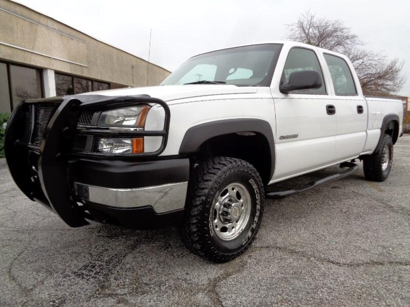 2003 Chevrolet Silverado 2500HD Crew Cab Short Bed 2WD