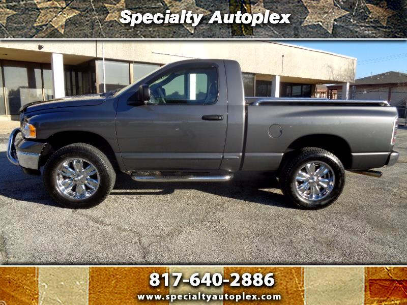 2003 Dodge Ram 1500 Laramie Short Bed 4WD