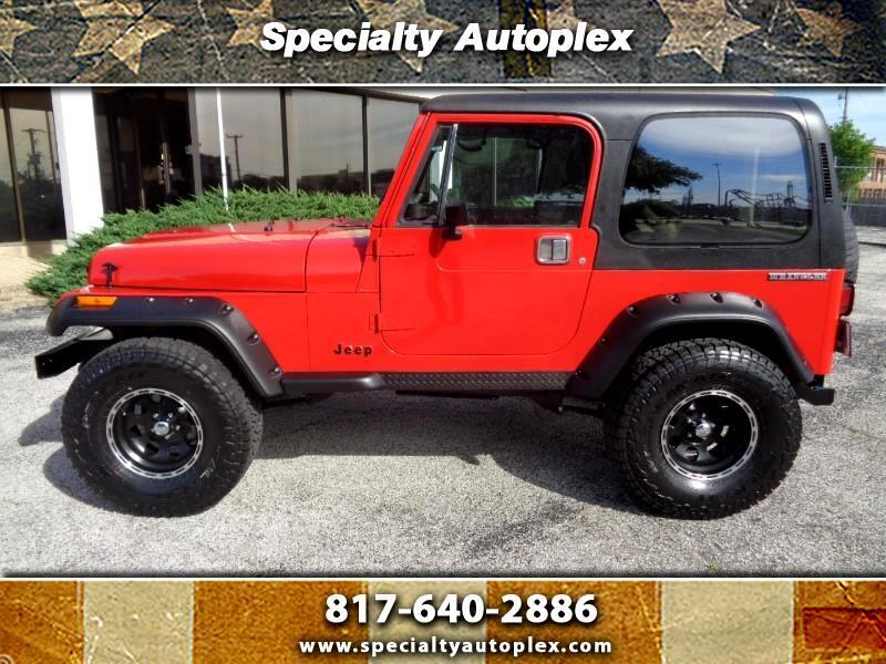 1988 Jeep Wrangler Hard Top