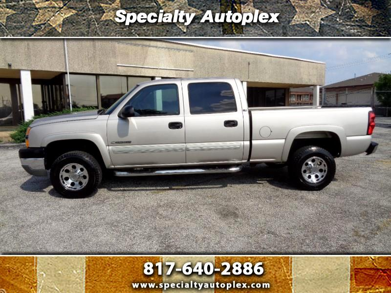 Chevrolet Silverado 2500HD LS Crew Cab Short Bed 2WD 2004