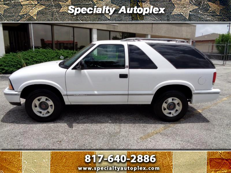 1998 GMC Jimmy SLE 2 Door 2WD