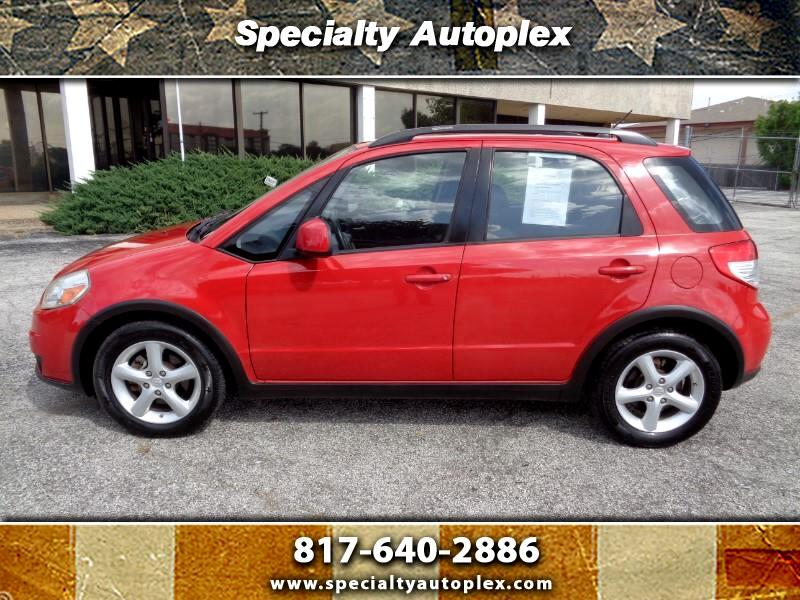 Suzuki SX4 Crossover Convenience AWD 2008