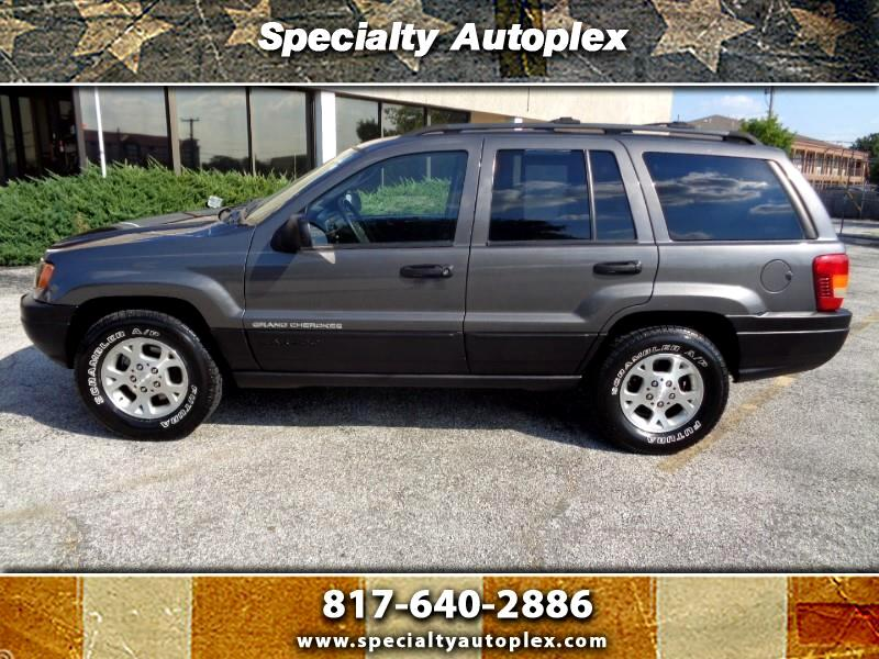 Jeep Grand Cherokee Laredo 2WD 2003