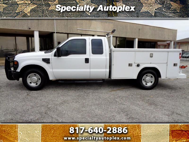 Ford F-250 SD XL SuperCab 2WD 2009