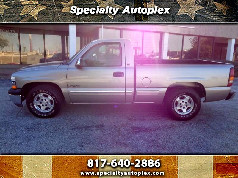 Chevrolet Silverado 1500 LS Reg. Cab Short Bed 2WD 2000