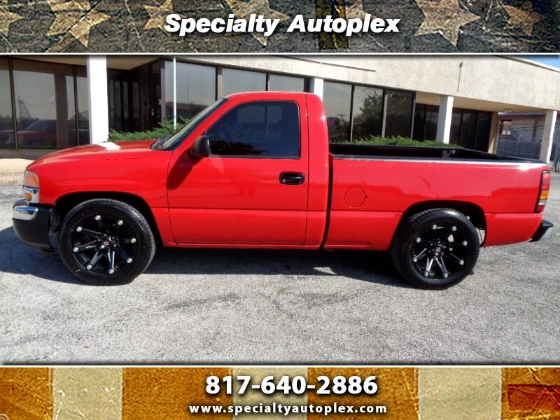 GMC Sierra 1500 Short Bed 2WD 2005