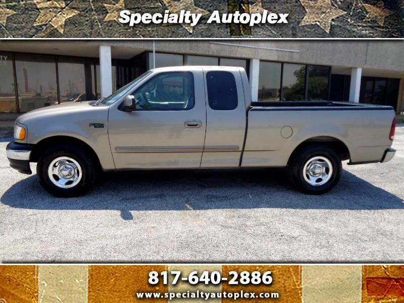 Ford F-150 XLT SuperCab Short Bed 2WD 2001