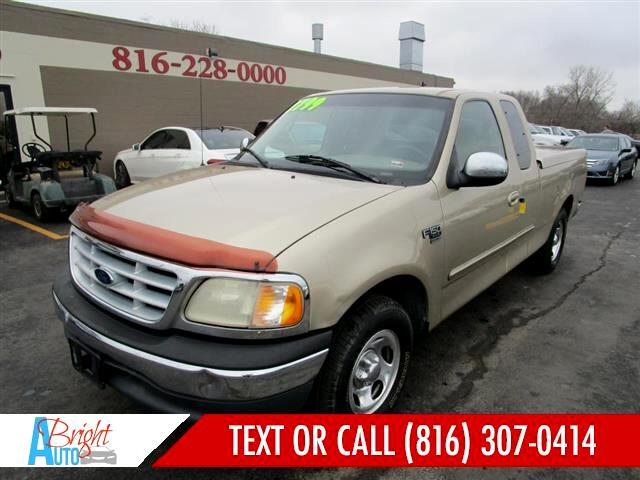 2000 Ford F-150 *******NEED TRANS!