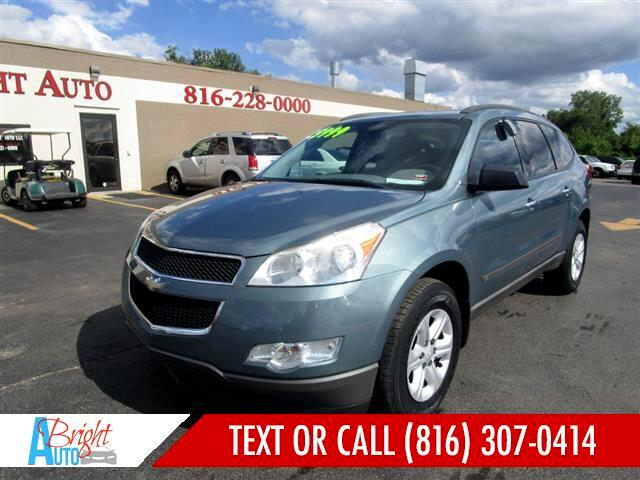 2009 Chevrolet Traverse LS THIRD ROW SEATING!