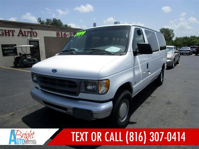 1997 Ford Club Wagon E150