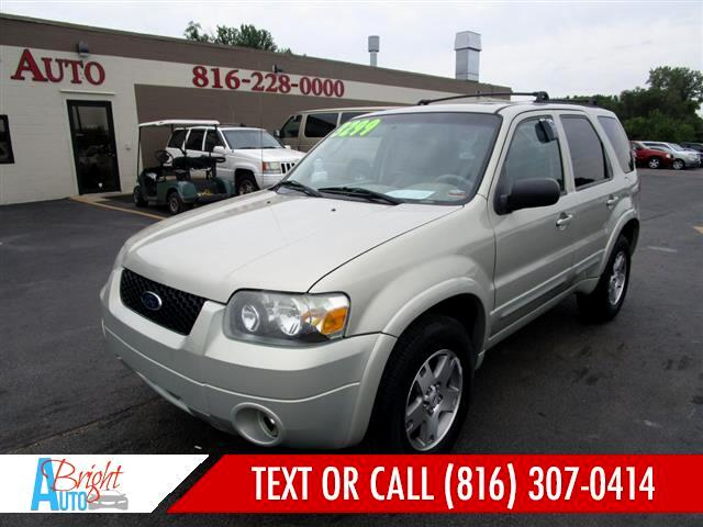 2005 Ford Escape LIMITED LEATHER LOADED