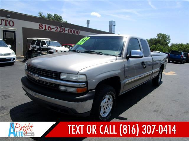 2002 Chevrolet Silverado 1500 LONG BED 4X4 ONE OWNER!