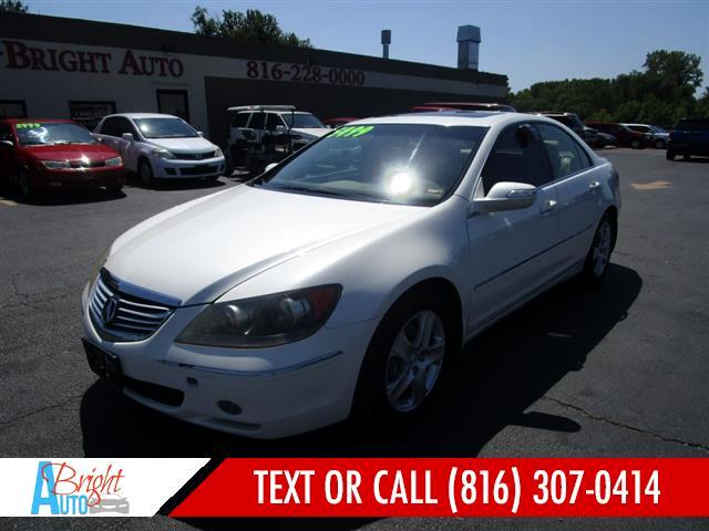 2005 Acura RL LEATHER LOADED