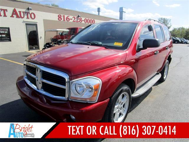 2006 Dodge Durango LIMITED 4X4 THIRD ROW SEATING