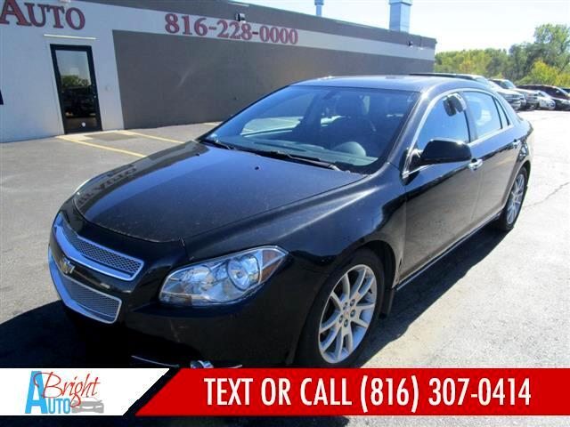 2011 Chevrolet Malibu LTZ LEATHER LOADED