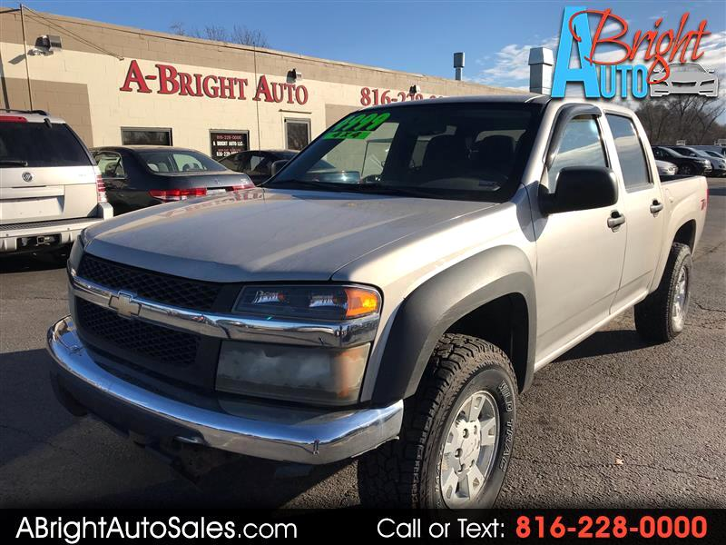 2006 Chevrolet Colorado CREW CAB 4X4