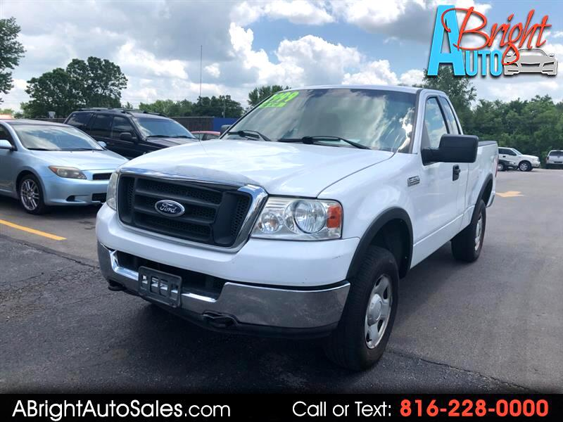 2004 Ford F-150 EXT CAB 4X4