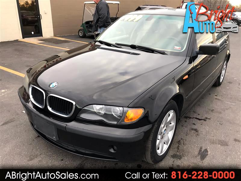 2004 BMW 3-Series XI