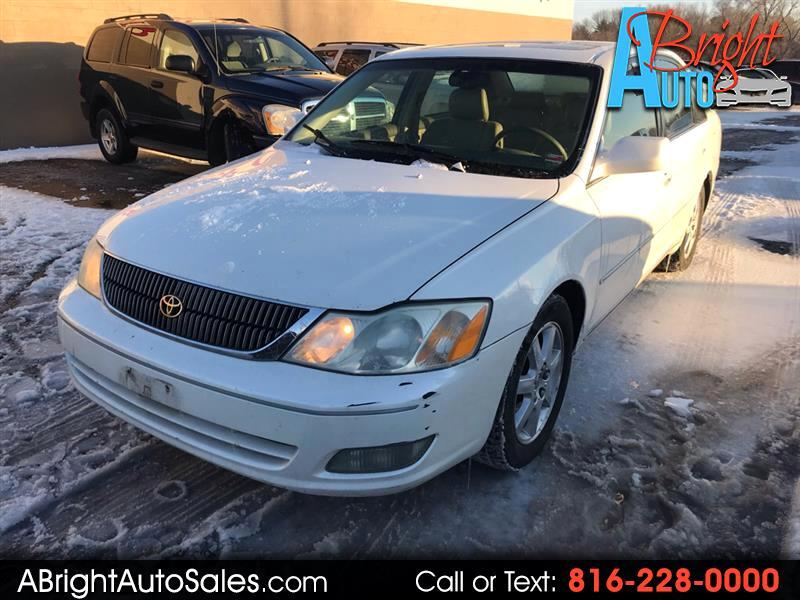 used 2002 toyota avalon xl for sale in blue springs mo 64015 a bright auto llc. Black Bedroom Furniture Sets. Home Design Ideas