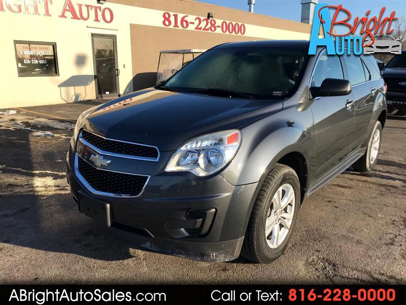 2010 Chevrolet Equinox LS ONE OWNER