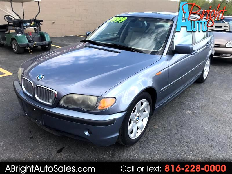 2005 BMW 325 I LEATHER LOADED