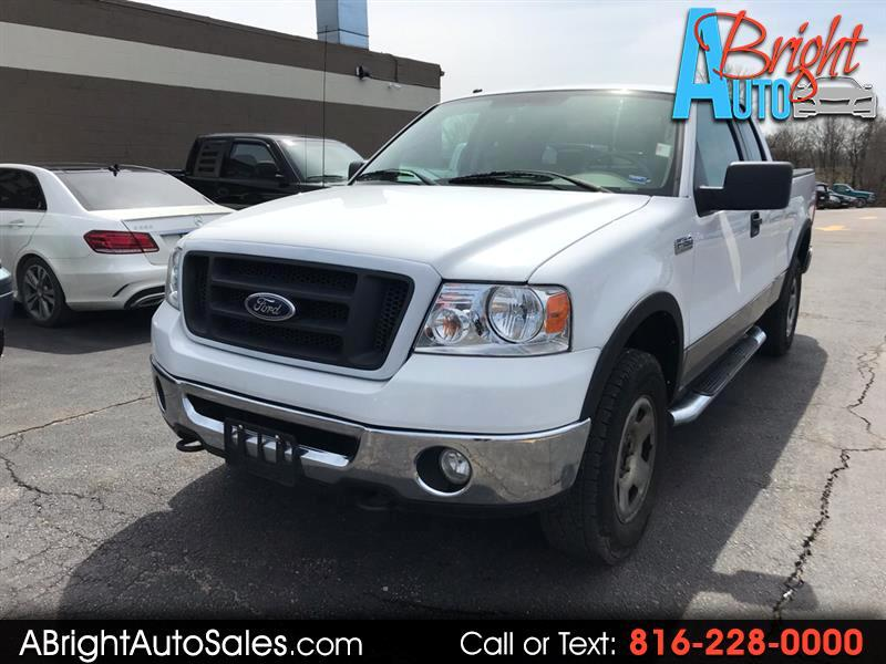 2006 Ford F-150 EXT CAB 4X4