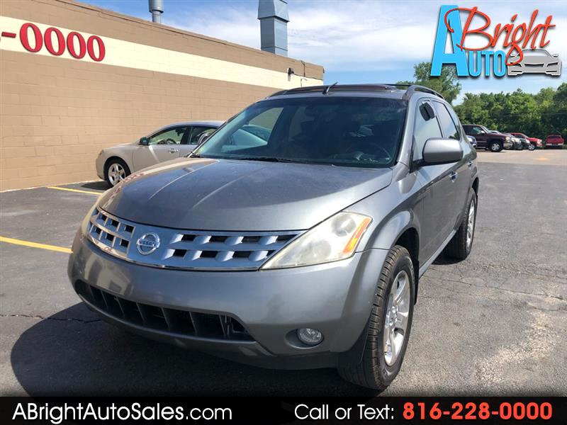 2005 Nissan Murano SL LEATHER LOADED