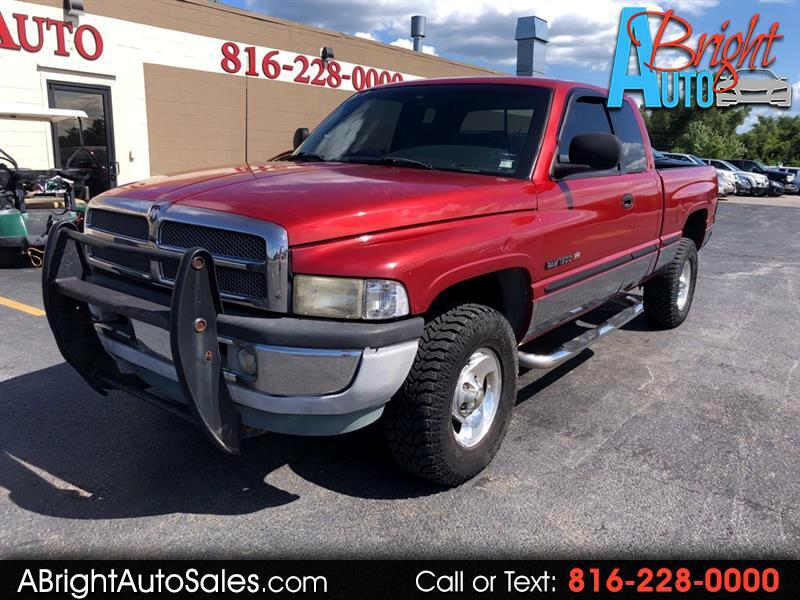 1998 Dodge Ram 1500 EXTENDED CAB 4X4