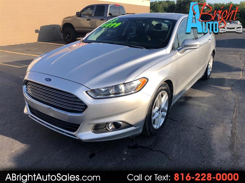 2013 Ford Fusion ECO BOOST