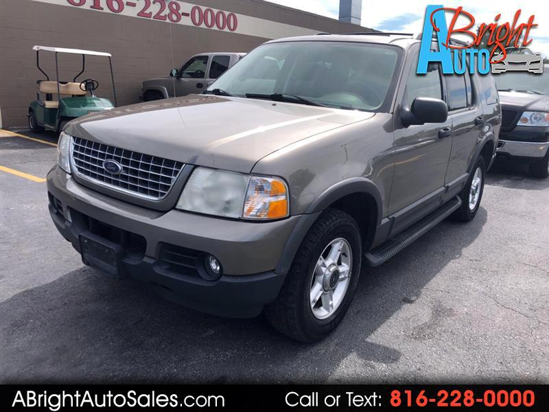2003 Ford Explorer XLT 4X4 THIRD ROW SEATING!