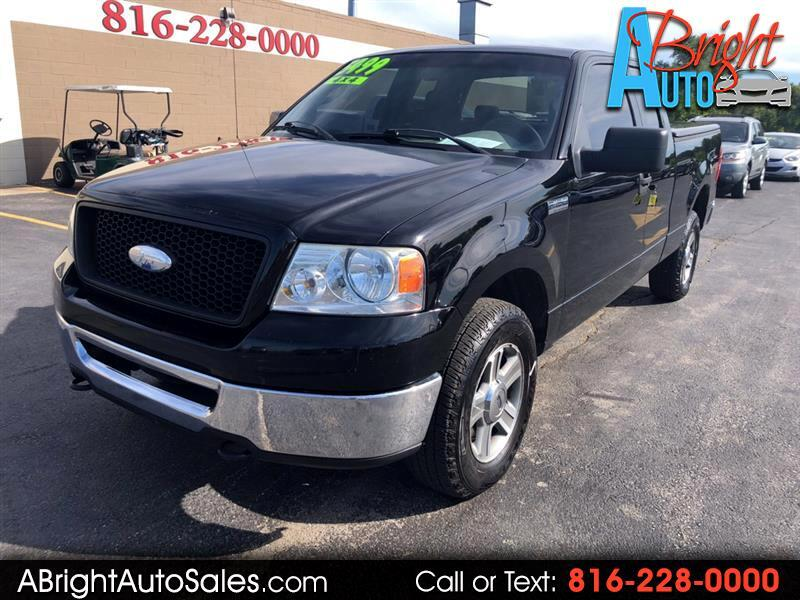2006 Ford F-150 EXTENDED CAB 4X4