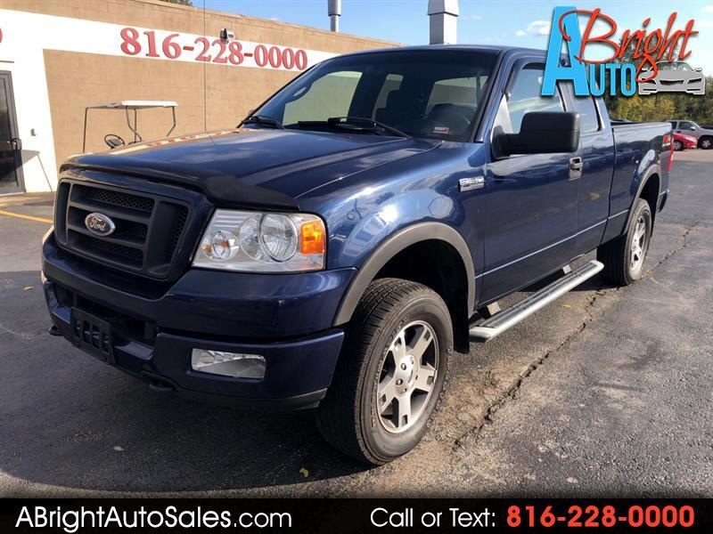 2005 Ford F-150 EXTENDED CAB 4X4