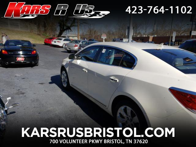 2011 Buick LaCrosse 4dr Sdn CXL