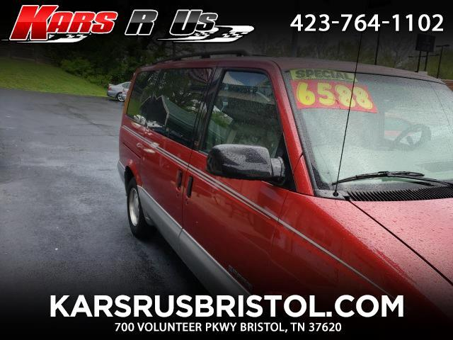 "2000 Chevrolet Astro Passenger Ext 111"" WB RWD"