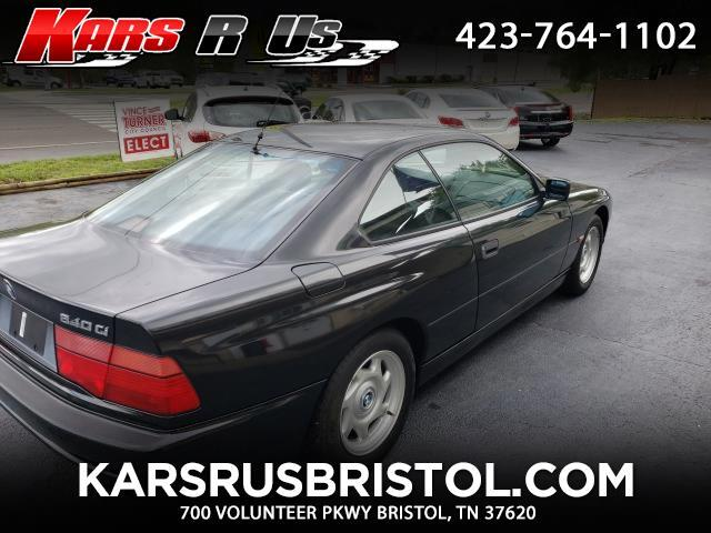 1995 BMW 8-Series 840Ci