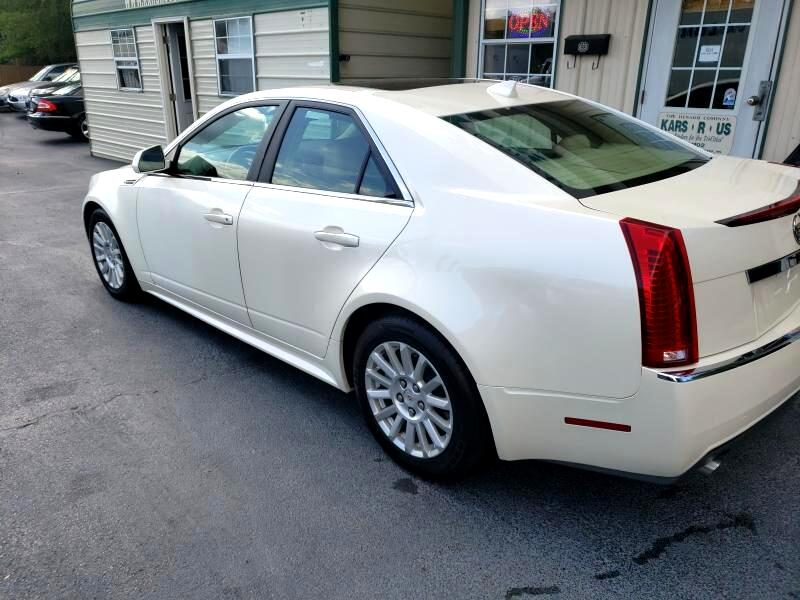 2010 Cadillac CTS Sedan 4dr Sdn 3.6L Luxury AWD