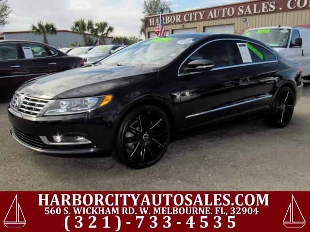 2014 Volkswagen CC Executive I4 Turbo