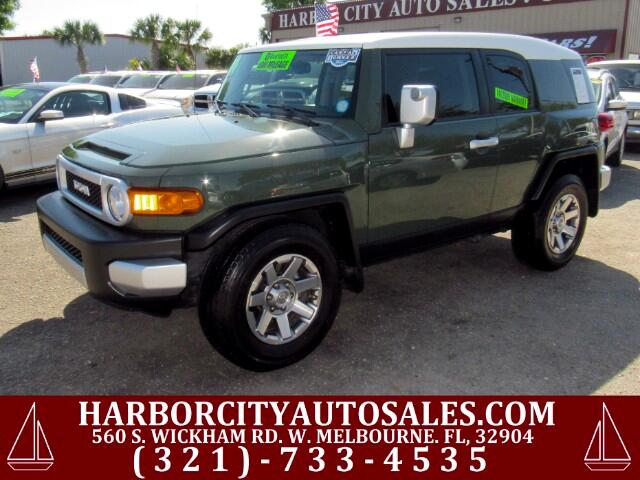 Used 2014 Toyota Fj Cruiser For Sale In West Melbourne Fl 32904