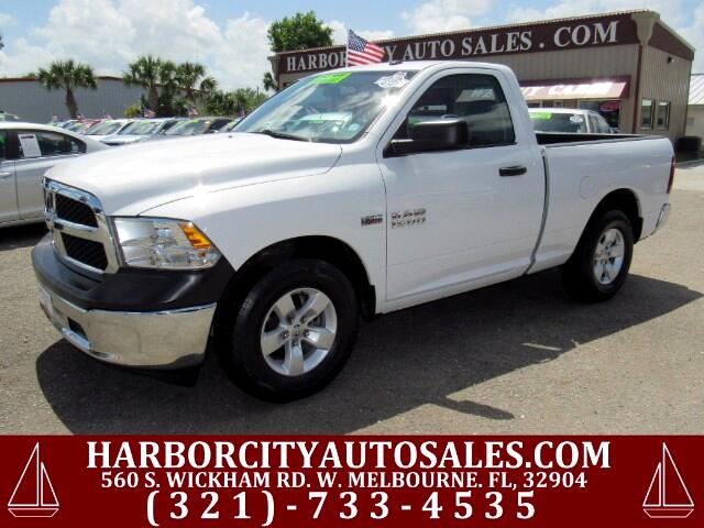 2014 RAM 1500 Tradesman Regular Cab 2WD